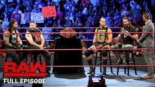 WWE Raw Full Episode, 29 August 2016