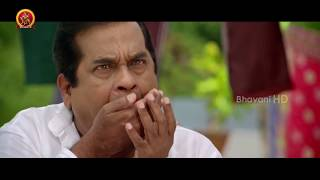 Supreeth Brothers Hides To See Mohini  - Comedy Scene - Pandavulu Pandavulu Tummeda Movie Scenes