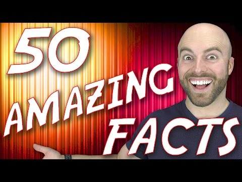 watch 50 AMAZING Facts to Blow Your Mind! #56