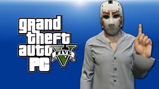 GTA 5 PC Online Funny Moments - DLC! Executives & Other Criminals!