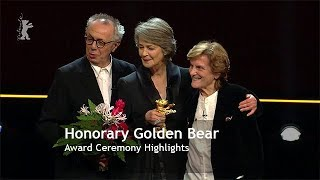 Honorary Golden Bear Highlights | Berlinale 2019
