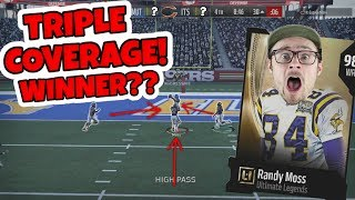 RANDY MOSS PROVES THAT HE