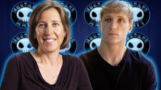 Susan Wojcicki defends Logan Paul