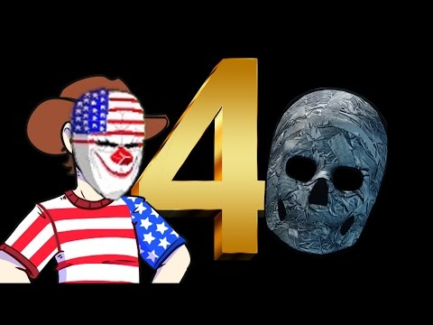 Payday 2 is fun 4