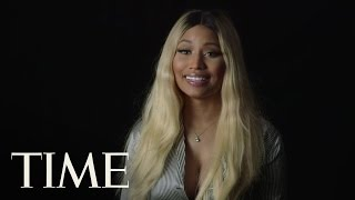 Nicki Minaj On Cultural Appropriation, Becoming A Boss, Being Unapologetic & More | TIME 100 | TIME