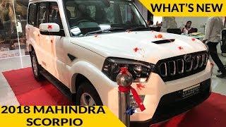 2018 Mahindra Scorpio S11 Review | 2017 Mahindra Scorpio Facelift Review