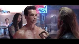Terminator 2: Judgment Day Biker Bar Scene Bad To The Bone HD