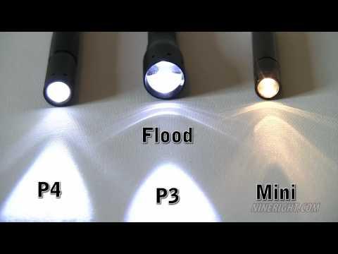Xxx Mp4 LED Lenser P4 P3 Vs Mag Light Mini Demonstration By NineRight HD 3gp Sex