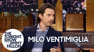 Fans Make Milo Ventimiglia Cry with Their This Is Us Stories