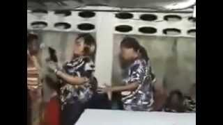 Tanzania Girls Dancing Naked in party