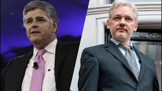 HANNITY TAUNTS MUELLER WITH CRYPTIC MESSAGE AFTER JULIAN ASSANGE OFFERS INTEL ON DNC LEAK!