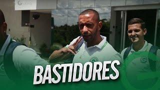 Bastidores - Anápolis 1 x 3 Goiás - Goianão 2016