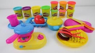 العاب طبخ بنات صغار : لعبة المطبخ الحقيقي للأطفال  &  cooking toys for girls