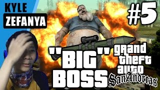 si BIG BOSS - Grand Theft Auto Extreme Indonesia (DYOM #54)