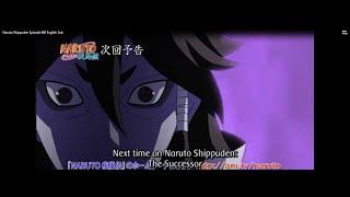 Naruto Shippuden Episode 468 English Sub