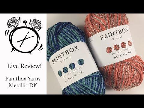 Xxx Mp4 LIVE Review Paintbox Yarns Metallic DK Plus Paintbox 30 Off Sale 3gp Sex