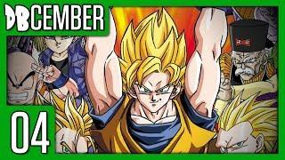 Top 24 Dragon Ball Video Games | 4 | DBCember 2017 | Team Four Star