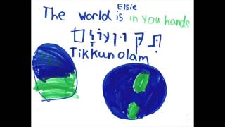 Tikkun Olam Song by Miss Emily and the JCC Kids