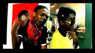 silly(now known as willy bang) and wizkid on jimmy'S JUMP OFF