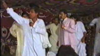 Ch. Akram Gujar & Raja Abid Arguing - Ch. Akram Gujar Smashes It!