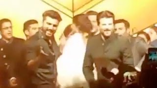 Sonam Kapoor, Arjun Kapoor, Anil Kapoor Dance To My Name Is Lakhan At Wedding!