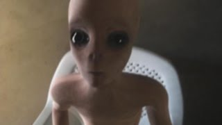 Alien Hybrid - Starchild discovered In China