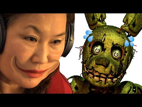 Xxx Mp4 My Mom Plays Five Nights At Freddy S 3 3gp Sex