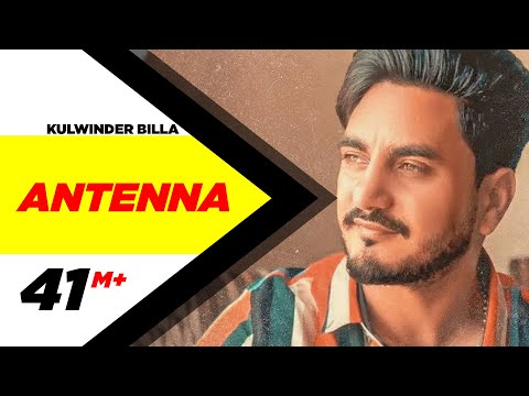 Antenna (Full Video) | Kulwinder Billa | Latest Punjabi Song | Speed Records