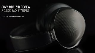 PMR Reviews - Sony MDR-Z1R Review - Signature Series Headphone