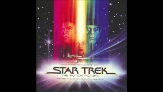 Star Trek: The Motion Picture (OST) - The Cloud