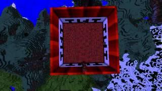 Minecraft TNT Gigante y explosion