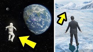 What Happens if You Fly to the North Pole?