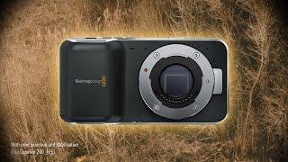 BMPCC - Film look with free LUT  Fuji Superior 200 FPE