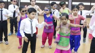 Baby Ko Bass Pasand Hai   Sultan   Kids Dance Performance By Step2Step Dance Studio