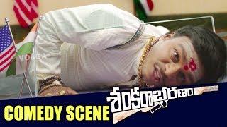 Saptagiri Hilarious (Visa Reject Scene) Comedy Scene