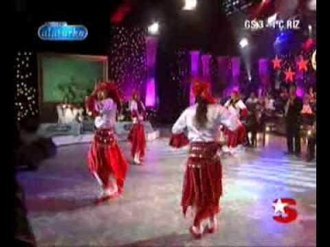 çorlu kore mahallesi minik roman halk dansları grubu