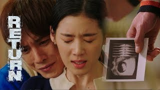 JungEunChae Forgave ParkKiWoong Because She Was Pregnant [Return Ep 22]