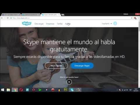 Como saber cual es mi nombre de usuario ó ID de Skype [Resuelto]