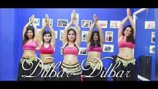 Dilbar | Satyamev jayate | Belly dance | cover