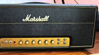 Marshall Bass and Lead Spec Circuits