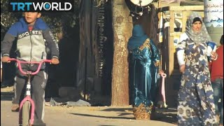 Syrian refugees in Lebanon who are afraid to return home
