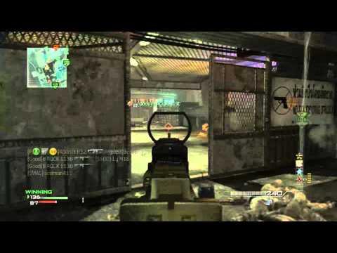 XxXx KBM xXxX - MW3 Game Clip