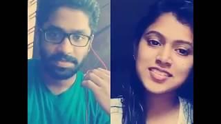 Unnale en jeevan | Song | THERI MOVIE | Smule | BY VISAKH & RESHMA