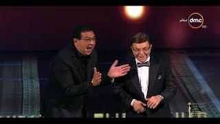 مهرجان القاهرة السينمائي - كوميديا سمير صبري وماجد الكدواني .. السر كله إنك تحب اللي بتعمله 😂