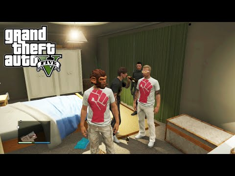 Xxx Mp4 GTA 5 Online Playing With Subscribers Nick And Bryce Getting A Victory Fist Tee 3gp Sex
