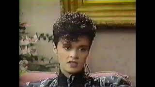Sheena Easton -  Today Show '87