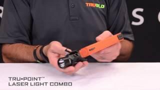 TRUGLO Tru•Point Laser /Light Combo -- Installation