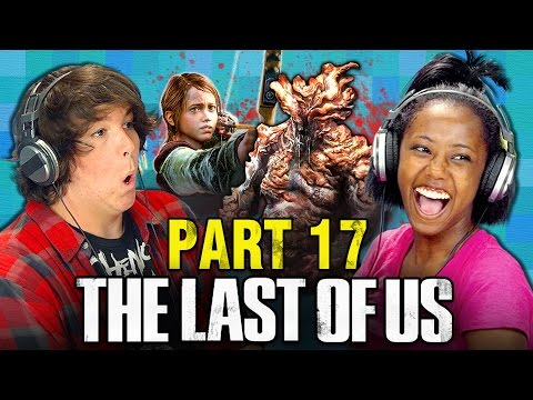 THE LAST OF US: PART 17 (Teens React: Gaming)
