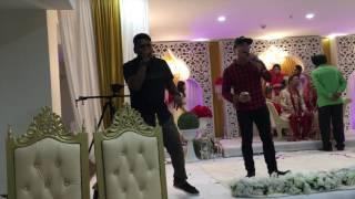 Tamilselvi Live Performance - Santesh Kumar & Stephen Yoong