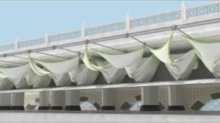 The great umbrella Building on makkah